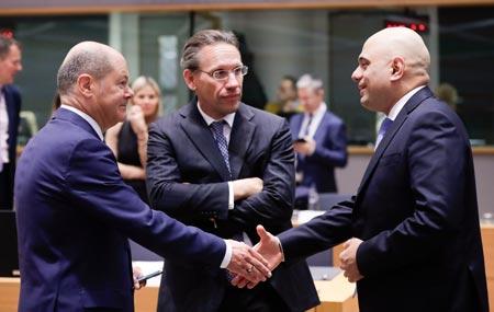 Última reunión del ministro de Exteriores de Reino Unido en Bruselas como estado miembro.