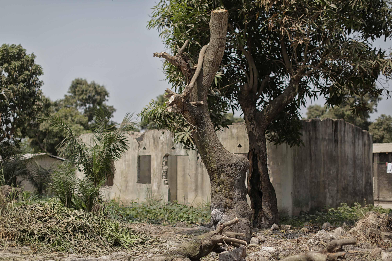 barrio destruido desde 2013