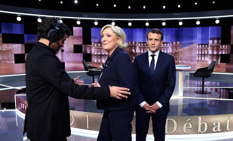 Emmanuel Macron y los nacionalismos