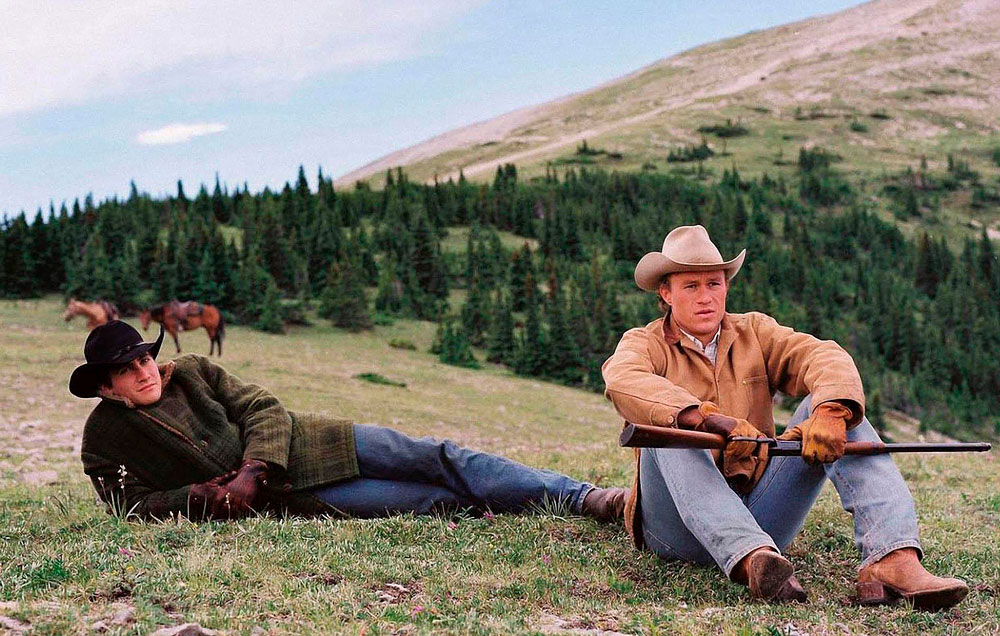 Pelicula Brokeback mountain