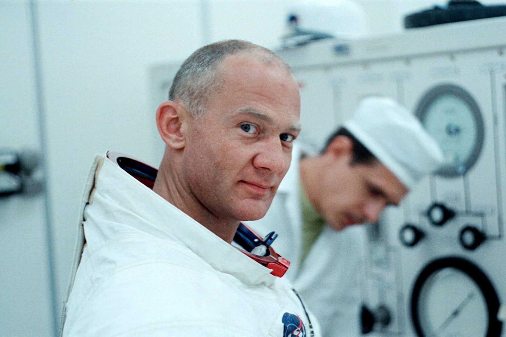Escena del documental 'Apollo 11'