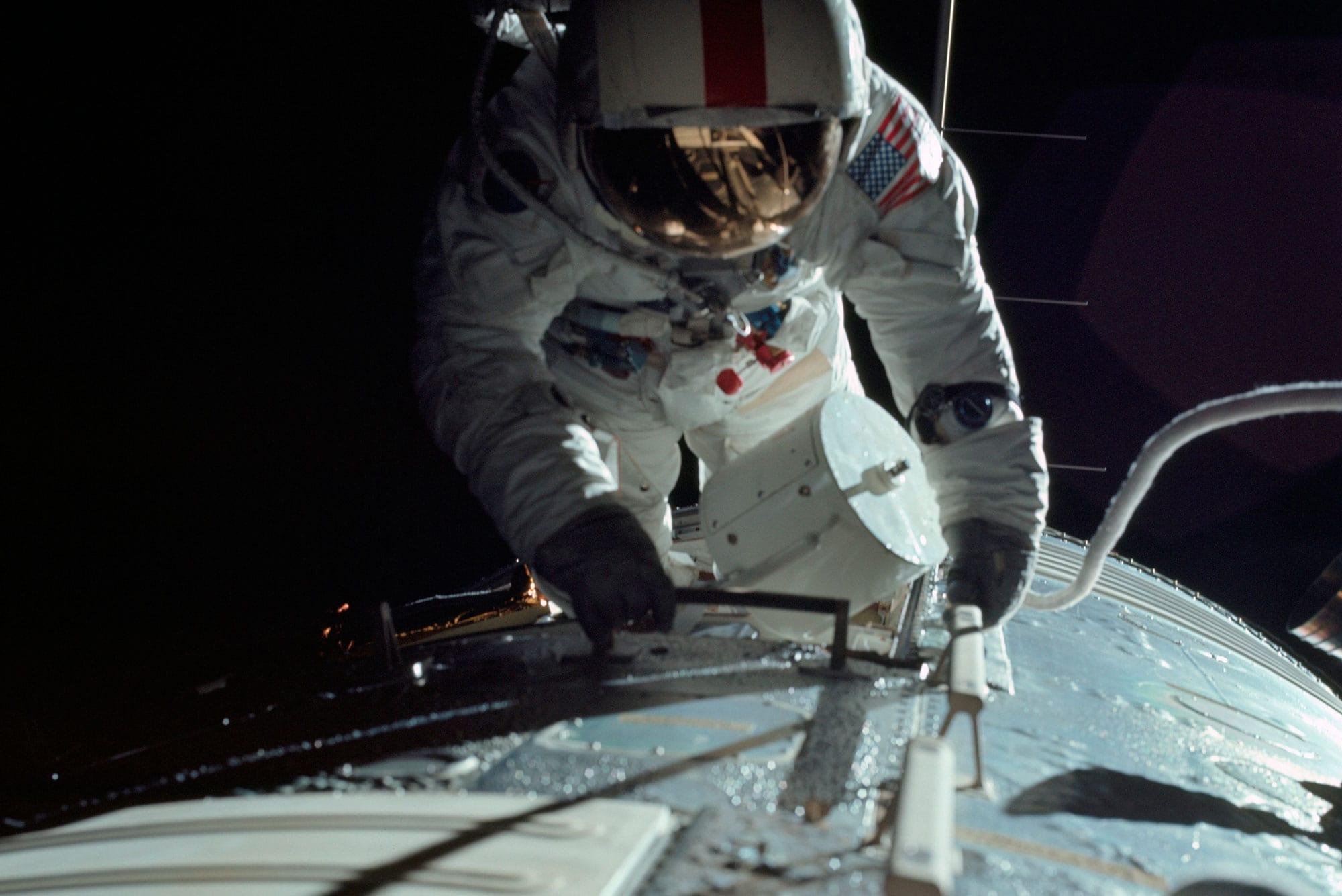 Tripulante del Apolo 17