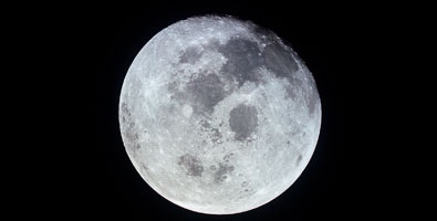 La vida en la luna