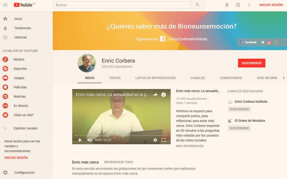 Corbera youtube